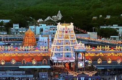 Now, Have Darshan Of Tirupati Venkateswara Swamy In Hyderabad