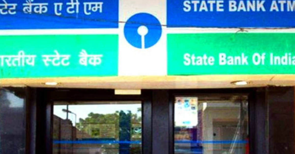 SBI Customers Can Withdraw Cash From ATMs Without Card ...