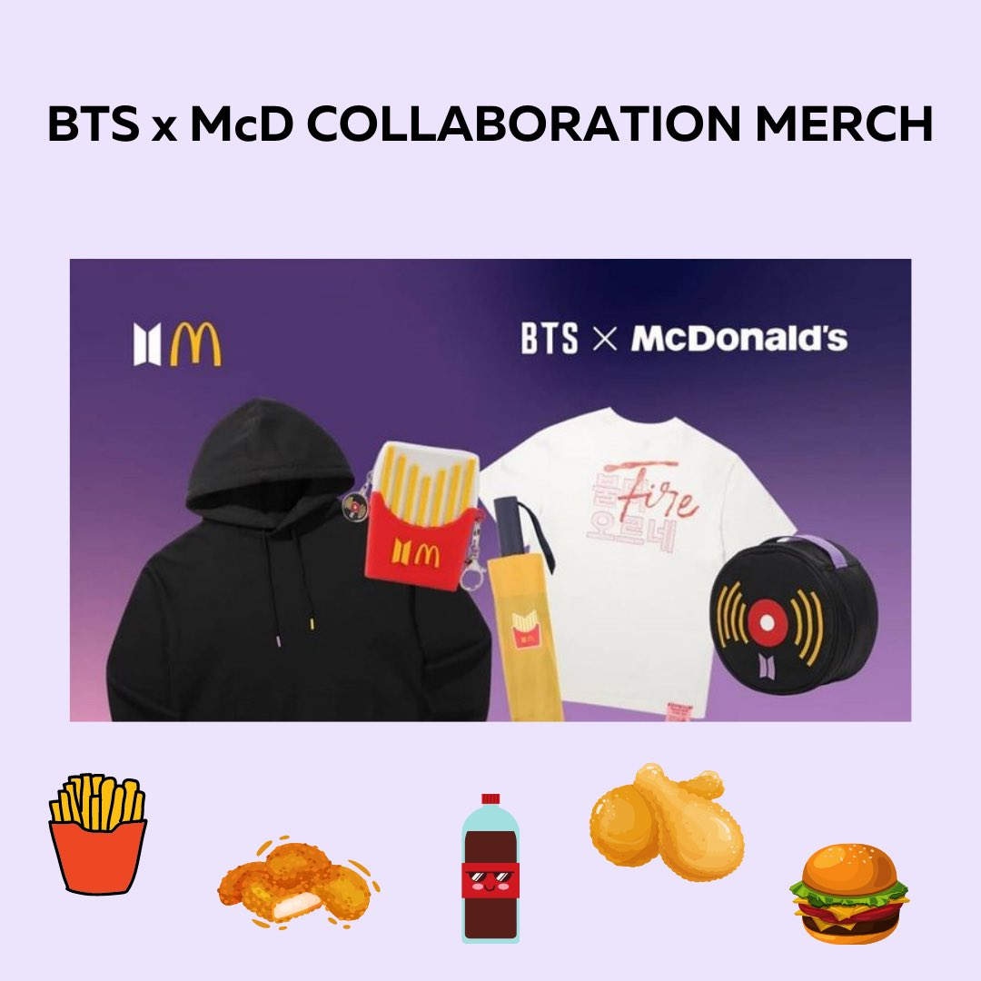 ARMYs in India Can Relish BTS Meal at McDonald's