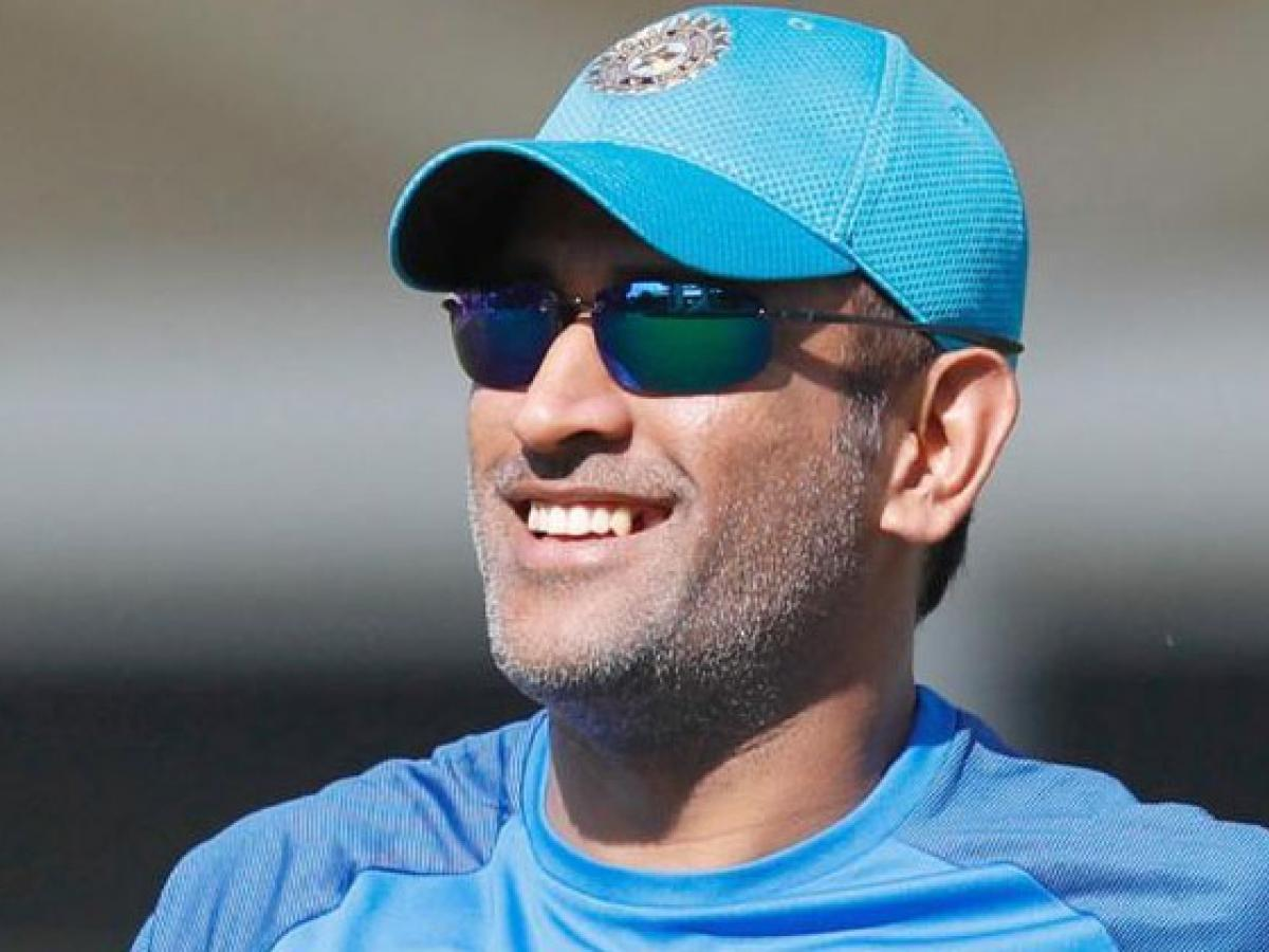 In UAE, MS Dhoni Inaugurates his First Global Cricket Academy
