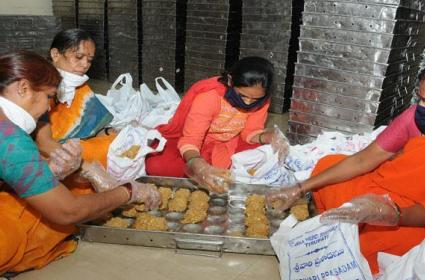 2 Lakh Tirupati Laddoos Sold On Day-1 In AP