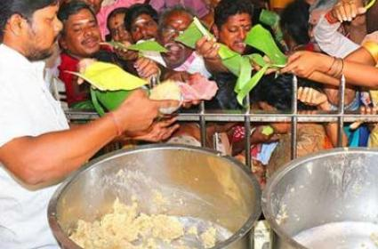 No Prasad, No Holywater In Temples