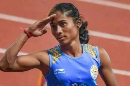 Not Worried About Olympics Qualification: Hima Das