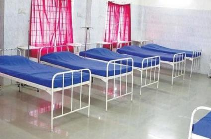 List Of Beds Available For COVID-19 Patients In Telangana
