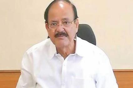 Venkaiah Naidu Tests Positive For Coronavirus
