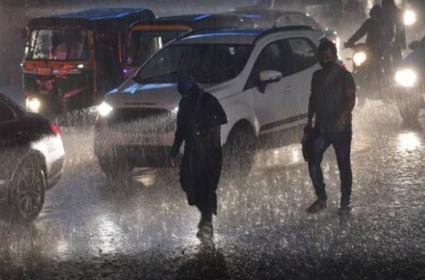 IMD: Hyderabad To See Heavy Rain In Next Four Days