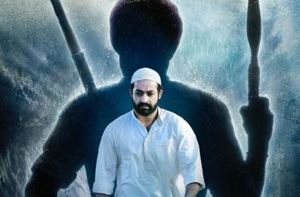 Jr. NTR's Look From RRR Unveiled