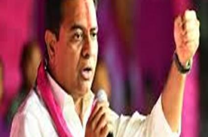 KTR Fires Akbaruddin Owaisi For Remarks On NTR, PVNR