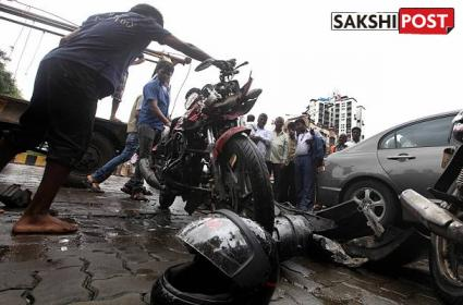 AP Road Accident: 2 Dead After Bike Rams Into RTC Bus In Kadapa