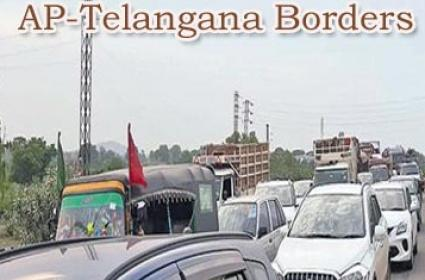 No Entry for Inter-state Travellers From AP as Telangana Seals Borders