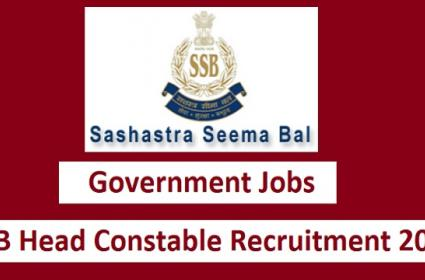 SSB Head Constable Recruitment 2021: Apply For These Jobs To Earn 5 Digit Salary