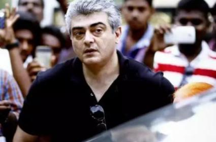Honest Tax Payer Thala Ajith Trending After Vijay Luxury Car Controversy