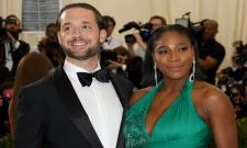 Alexis Ohanian and Serena Williams - Sakshi Post