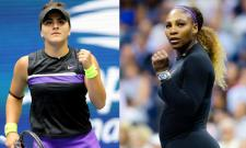 Bianca Andreescu And Serena Williams - Sakshi Post