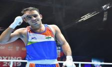 Panghal Loses To Zoirov In Final Of World C'ships, Bags Silver - Sakshi Post
