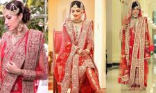 Khara Dupatta, a unique dupatta exclusive to Hyderabadi Muslim weddings - Sakshi Post