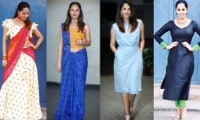 Anasuya in stylish looks - Sakshi Post