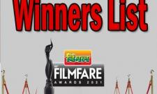 Filmfare Awards 2021: Irrfan, Taapsee Pannu Win Top Honours - Sakshi Post
