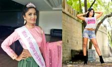 Miss Telangana 2018 attempts suicide in Hyderabad, saved - Sakshi Post