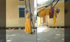 Old Lady From Andhra Pradesh Swings Just Like Her Grand Children