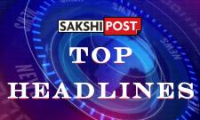 Top News Headlines
