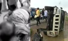 Vikas Dubey Encounter: Convoy Vehicle Overturns In Kanpur