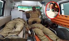 Police Personeel Injured In Encounter With Vikas Dubey