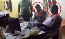 Hindupur Cops Consuming Alcohol Inside Police Station Caught On Cam!