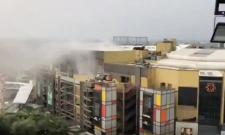 DLF Mall Roof Collapse  Video Goes Viral