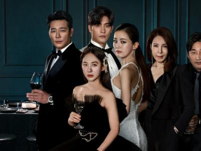 Love Marriage and Divorce 2 Highest Rated Ok Drama on Netflix