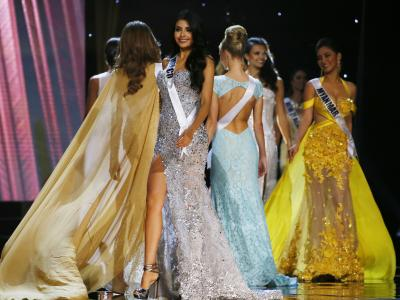 86 models are taking part in the preliminary round of the Miss Universe competitions in Manila, Philippines. The winner of the Miss Universe crown will be announced on January 30. - Sakshi Post