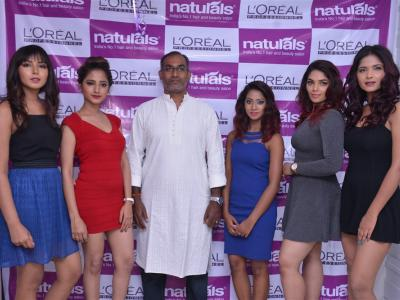 Naturals, a leading wellness chain, has launched a family beauty salon at Poornima Residency on Amaravathi Road in Guntur. The salon is the 86th franchise of the company in the Telugu states.   - Sakshi Post