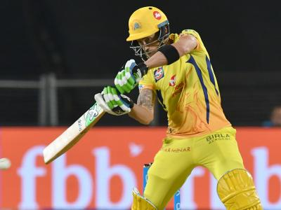 Shreyas Iyer's second match as captain turned out to be bad as his team Delhi Daredevils lost to Dhoni's Chennai Super Kings in IPL match. - Sakshi Post