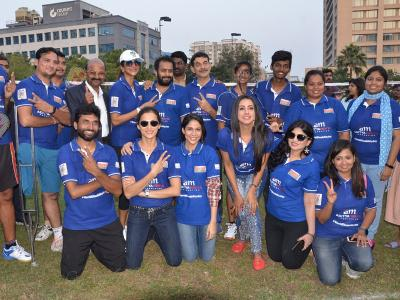 In Pics: Tollywood Stars Support For para-athletes in Hyderabad - Sakshi Post