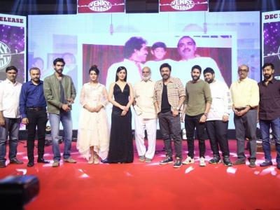 In Pics : Venky Mama Movie Musical Night Event - Sakshi Post