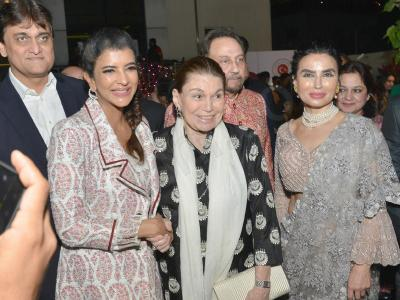 Pictures : Celebrities At Women Empowerment And Fashion Conference - Sakshi Post