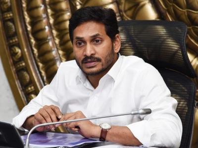 Pictures | AP CM YS Jagan Review Meetings  - Sakshi Post