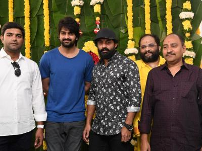 Naga Shaurya New Movie Launch Photos - Sakshi Post