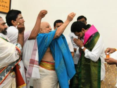AP CM YS Jagan Birtdhay Celebrations Images - Sakshi Post