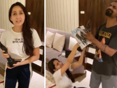 Nora Fatehi's Acceptance Speech For An Award Is So Hilarious