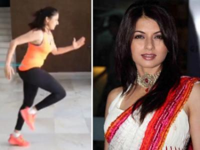 Bhagyashree Running Is Just The Inspiration You Need In This Lockdown