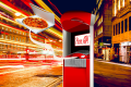 The pizza vending machine on the campus of Xavier University (XU) in Ohio - Sakshi Post