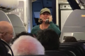 Pilot addressing passengers about Trump, Hillary and her divorce - Sakshi Post