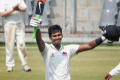 Iyer, who resumed at overnight 85, completed his century in 10 minutes and put the Aussie attack, especially spinners Nathan Lyon and Stephen O'Keefe, to the sword - Sakshi Post