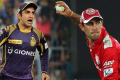 KKR, KXIP - Sakshi Post