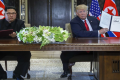 Trump-Kim Meeting - Sakshi Post