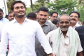 Leader of Opposition in Andhra Pradesh legislative assembly and YSR Congress Party President YS Jagan Mohan Reddy - Sakshi Post