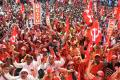Central Trade Unions Nationwide Strike Enters Day 2 - Sakshi Post