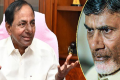 KCR, Chandrababu Naidu - Sakshi Post