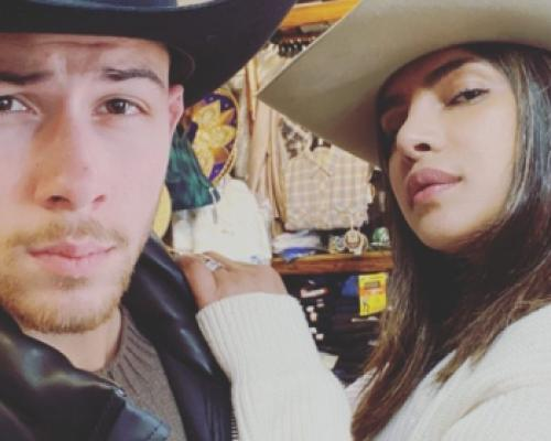 Nick Jonas and Priyanka Chopra - Sakshi Post